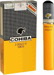 Cohiba Siglo IV 3p A/T (Tubos) - Perique...the Essence of...