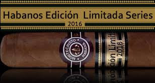 Montecristo Dantes Edición Limitada - 2016 10p - Perique...the Essence of...