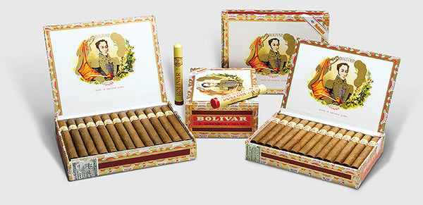 Bolivar Royal Coronas 10p A/T (Tubos) x 1 - Perique...the Essence of...