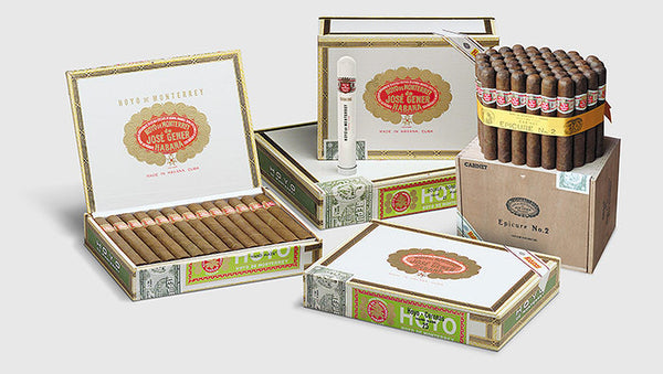 Hoyo de Monterrey Epicure No.2 3p A/T (Tubos) - Perique...the Essence of...