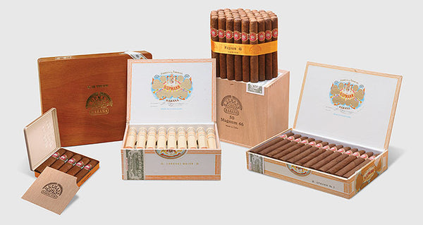 H.Upmann Coronas Major 25p A/T (Tubos) - Perique...the Essence of...