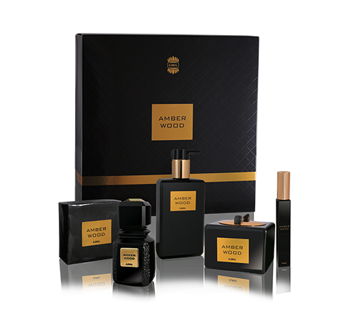 Amber Wood Gift Set - Perique...the Essence of...