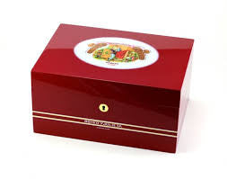 Romeo y Julieta Humidor for 50 Cigars - Perique...the Essence of...