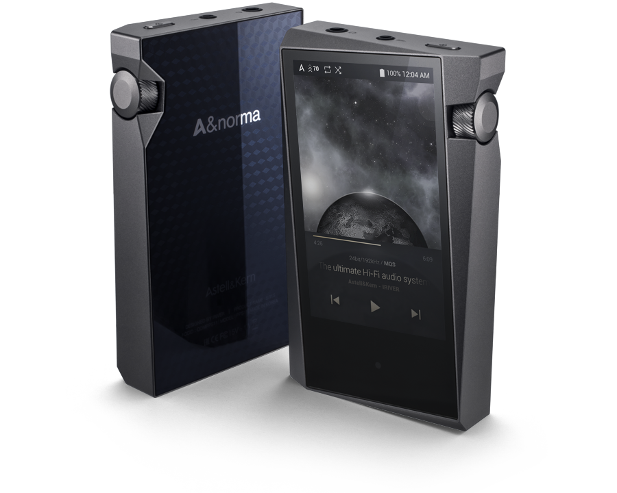 NEW - A&norma SR15 Refined Hi-Fi Standards Portable Music Player - Perique...the Essence of...