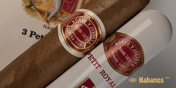 PRE-ORDER Romeo y Julieta Petit Royales - 25p - Perique...the Essence of...