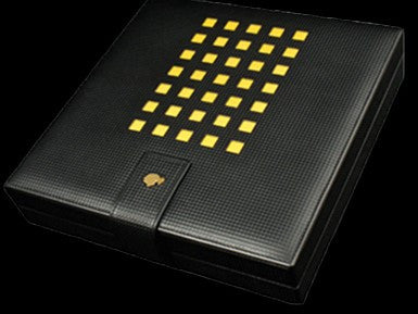 Cohiba Travel Humidor (Limited) in Leather, and 11pc Cohiba V