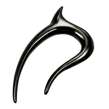 Black Anodized Stainless Steel Hanger Taper Expander Stretcher