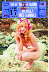 "Pamela Des Barres shares her poem ""I like being a girl"""