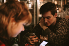 Are phones helping or hurting dating?