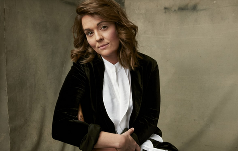 Brandi Carlile chats about life being f--king hard... and she's right