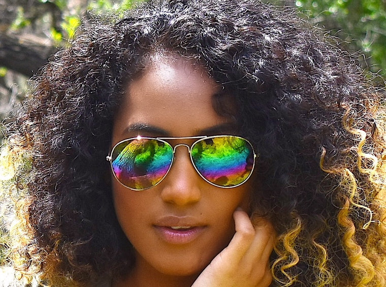 Buy the best retro mirrored sunglasses at discount prices.