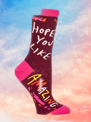 Hope You Like Amazing Socks
