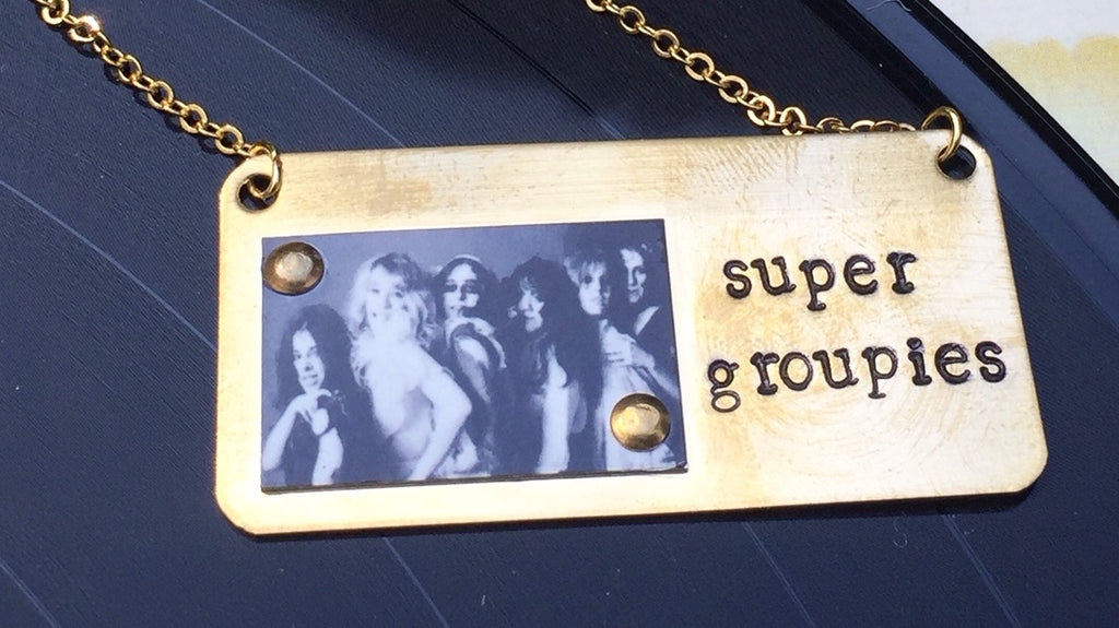 Super Groupies Necklace