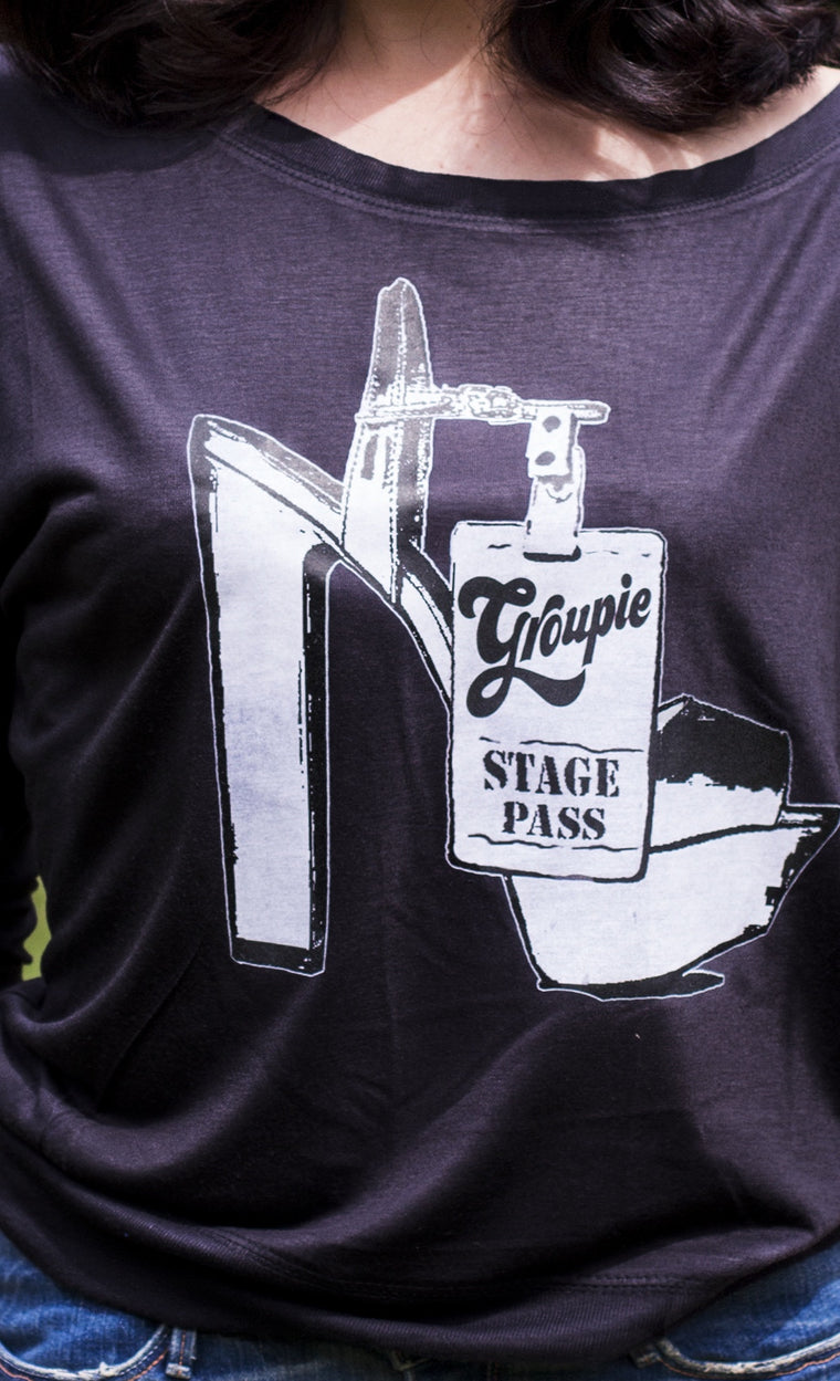 Groupie Stage Pass Long Sleeve