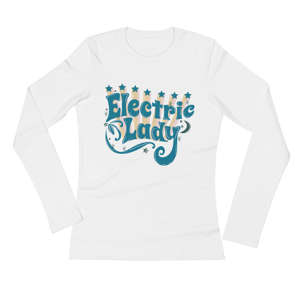 Electric Lady Long Sleeve Tee