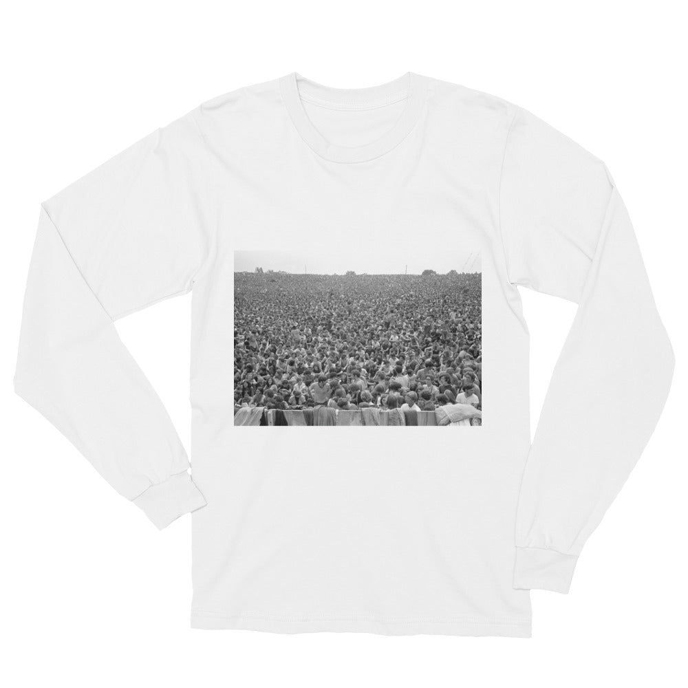 Woodstock long sleeve - Baron Wolman Photo limited edition