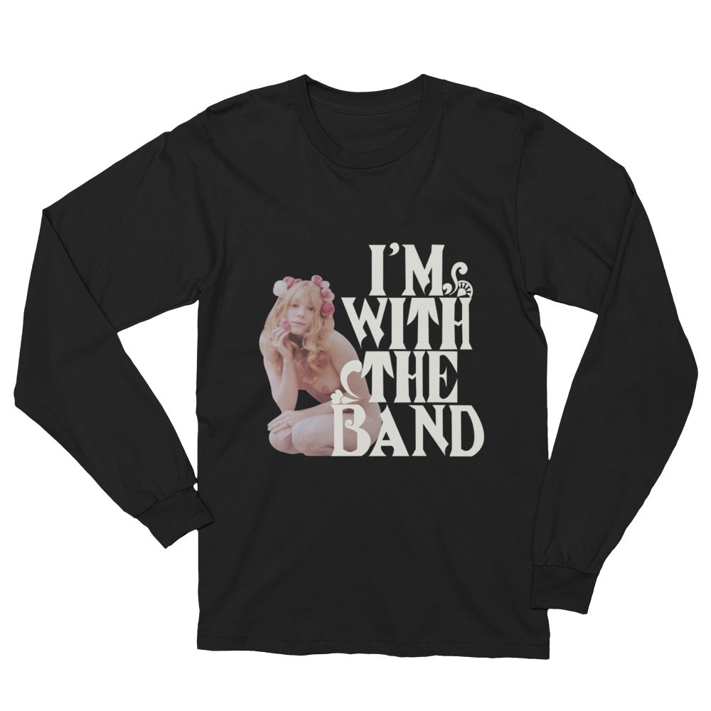 I'm With the Band Long Sleeve Tee
