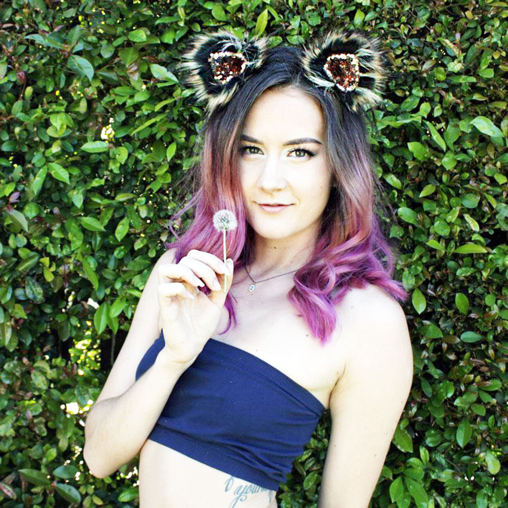 SPARKLE OMBRE FUN EARS