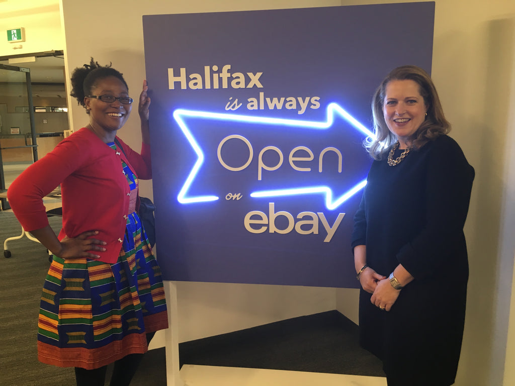 The Announcement of eBay Canada's Retail Revival In HALIFAX