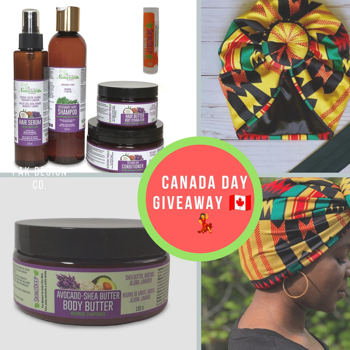 Canada Day🇨🇦 Giveaway time💃💃