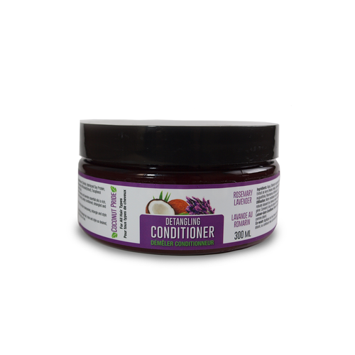 Paraben & Silicone Free Hair Conditioner/Coconut Pride