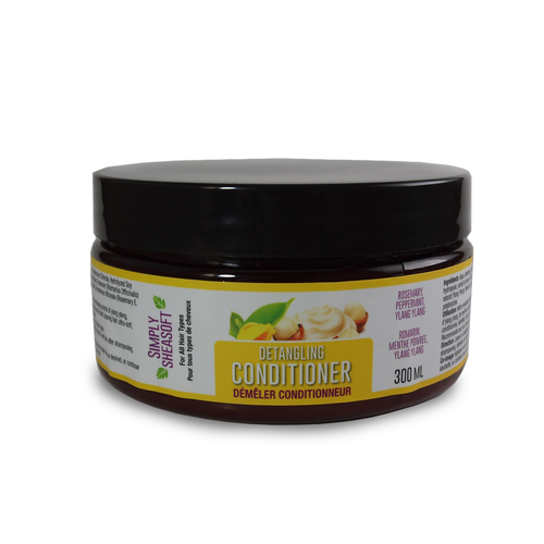 Paraben-Free Hair Conditioner-Simply Shea Soft