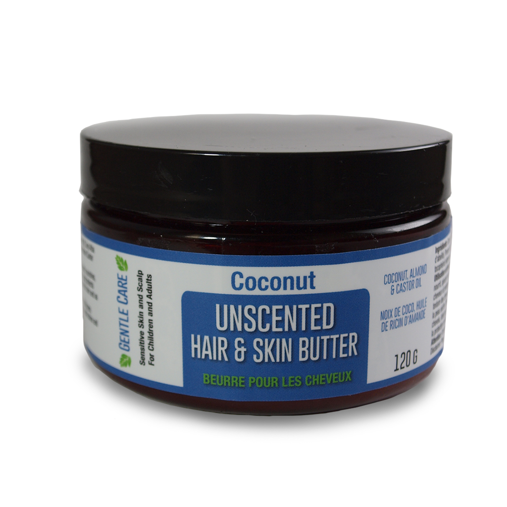 Hair & Skin Butter/ Coconut/Gentle Care