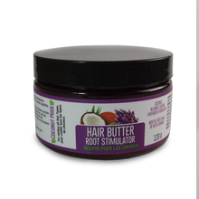 Load image into Gallery viewer, Hair Butter- Chemical Free Root Stimulator/Coconut Pride