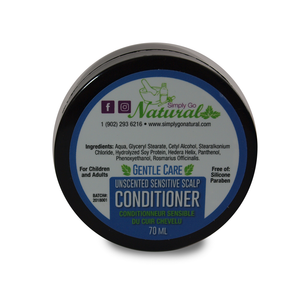 Gentle Care Paraben-Free Hair Conditioner