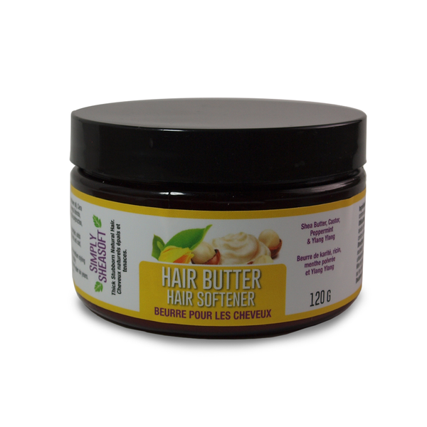Simply Shea Soft Hair Butter