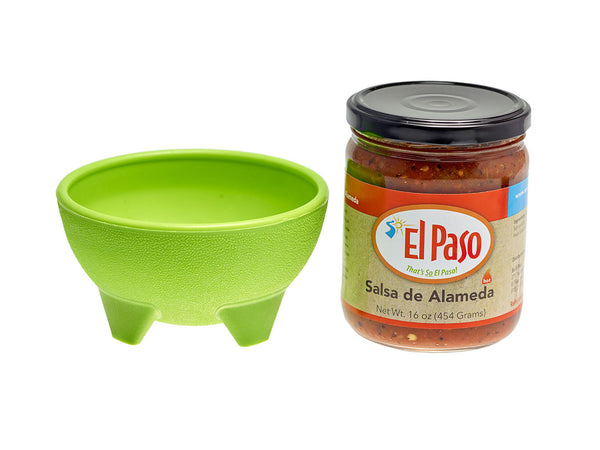 Salsa de Alameda with Green Bowl