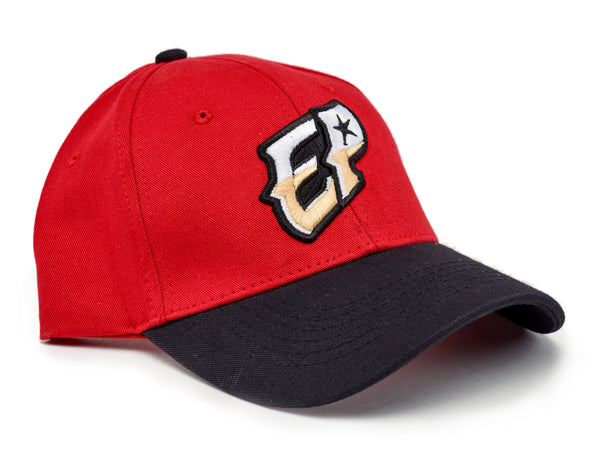 Chihuahuas Road Hat Red Black