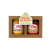 Chile con Queso and Salsa de Alameda Gift Box