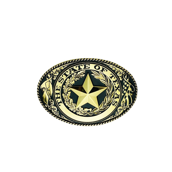 Buckle- Grande Texas Seal