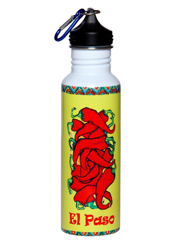 Chile Pepper Water Bottle