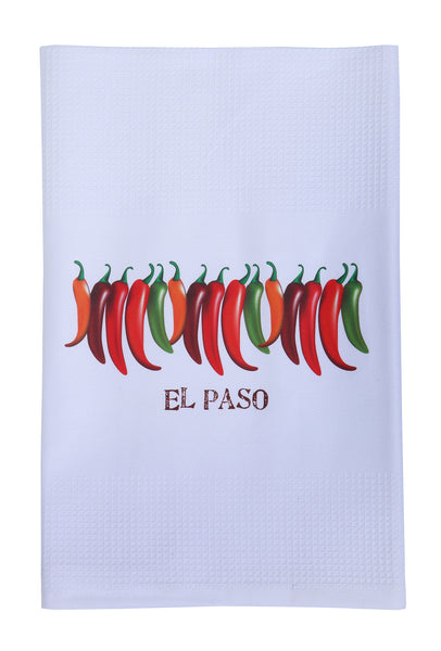 Tea Towel - Chiles