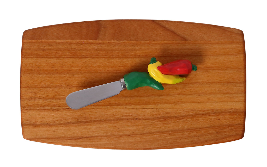 Cutting Board - SM with Chile Pepper