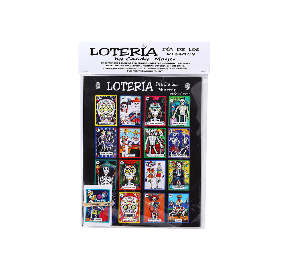 Game - DOD Loteria Candy Mayer