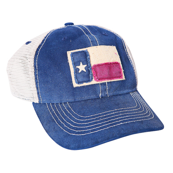 Hat - Vintage Texas Flag