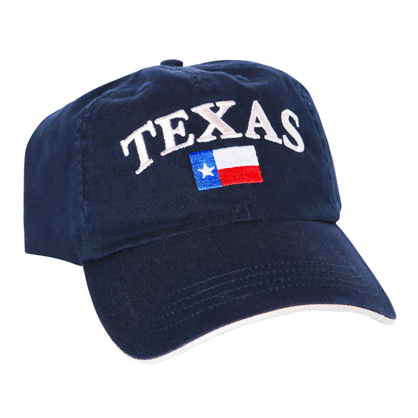 Hat - Texas Flag