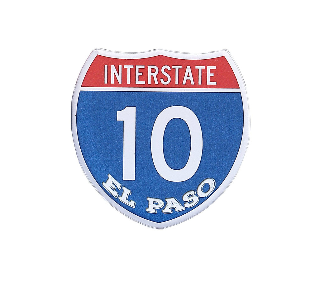 Magnet - Acry Interstate 10