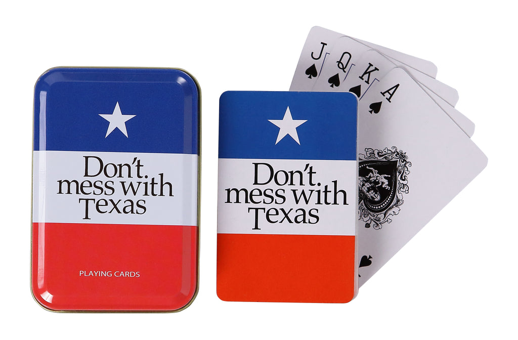 Playing Cards - TX DMWT
