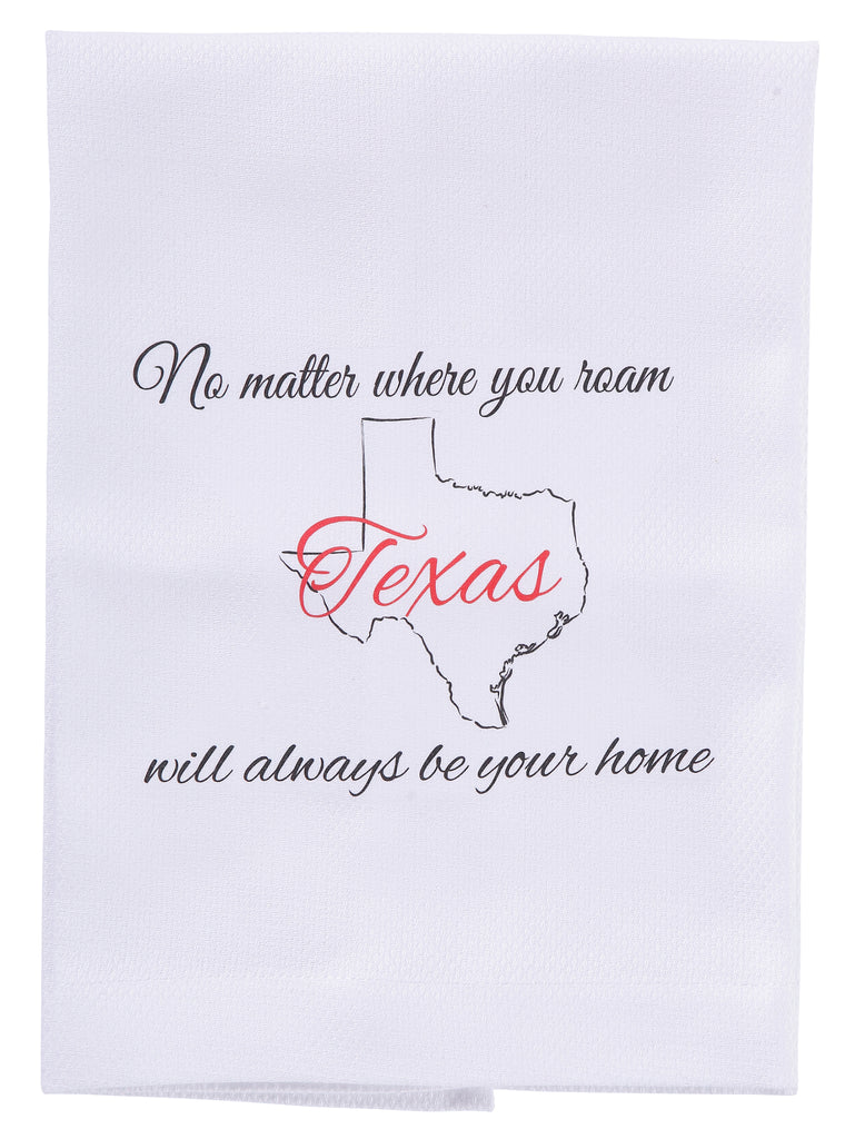 Tea Towel - Roam Texas