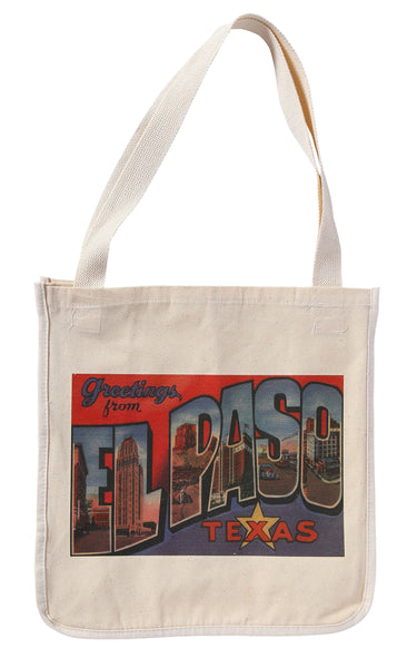 Tote Bag - Greetings from EP