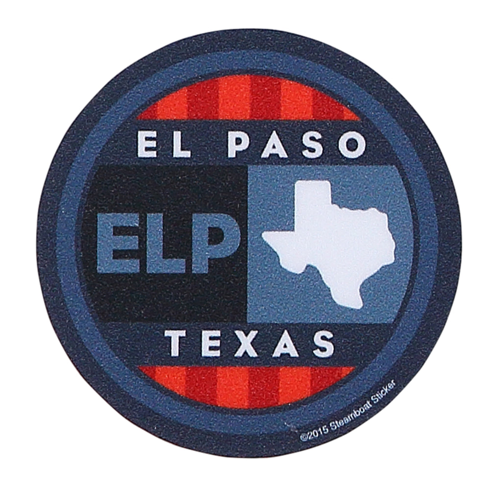 Sticker - Texas Icon mini