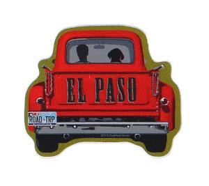 Sticker - Red Truck mini