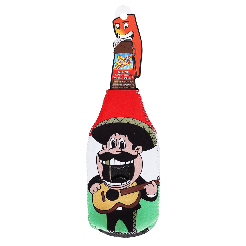 Insulator - Mariachi Zip-up Bottle