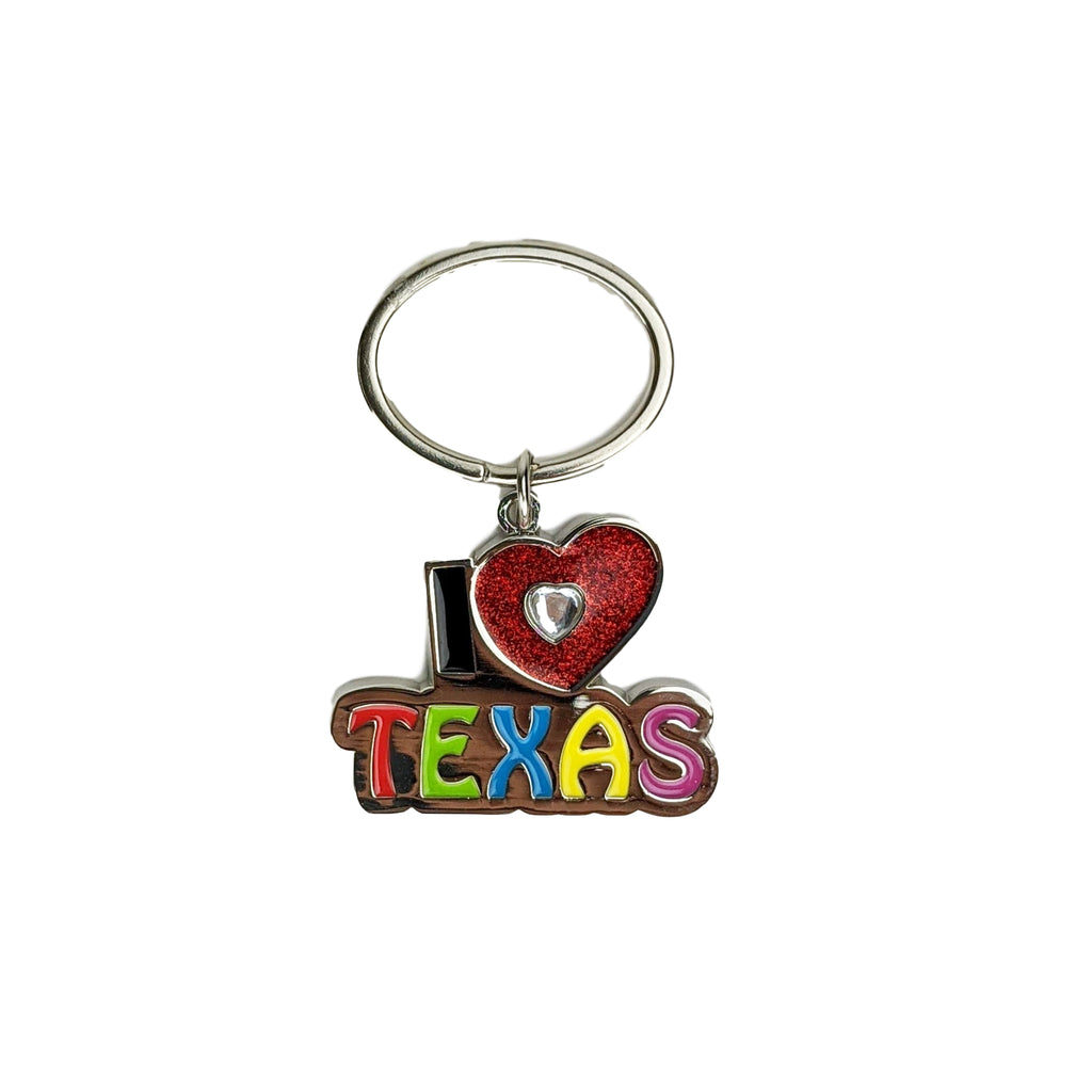 Keychain- I love Texas