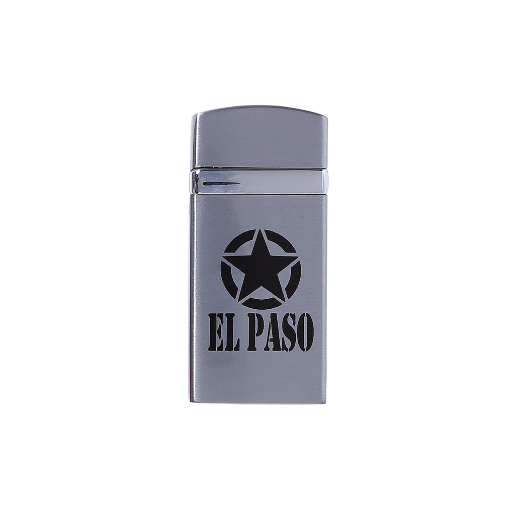 Lighter- Chrome El Paso