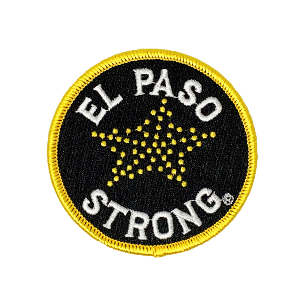 Patch - El Paso Strong